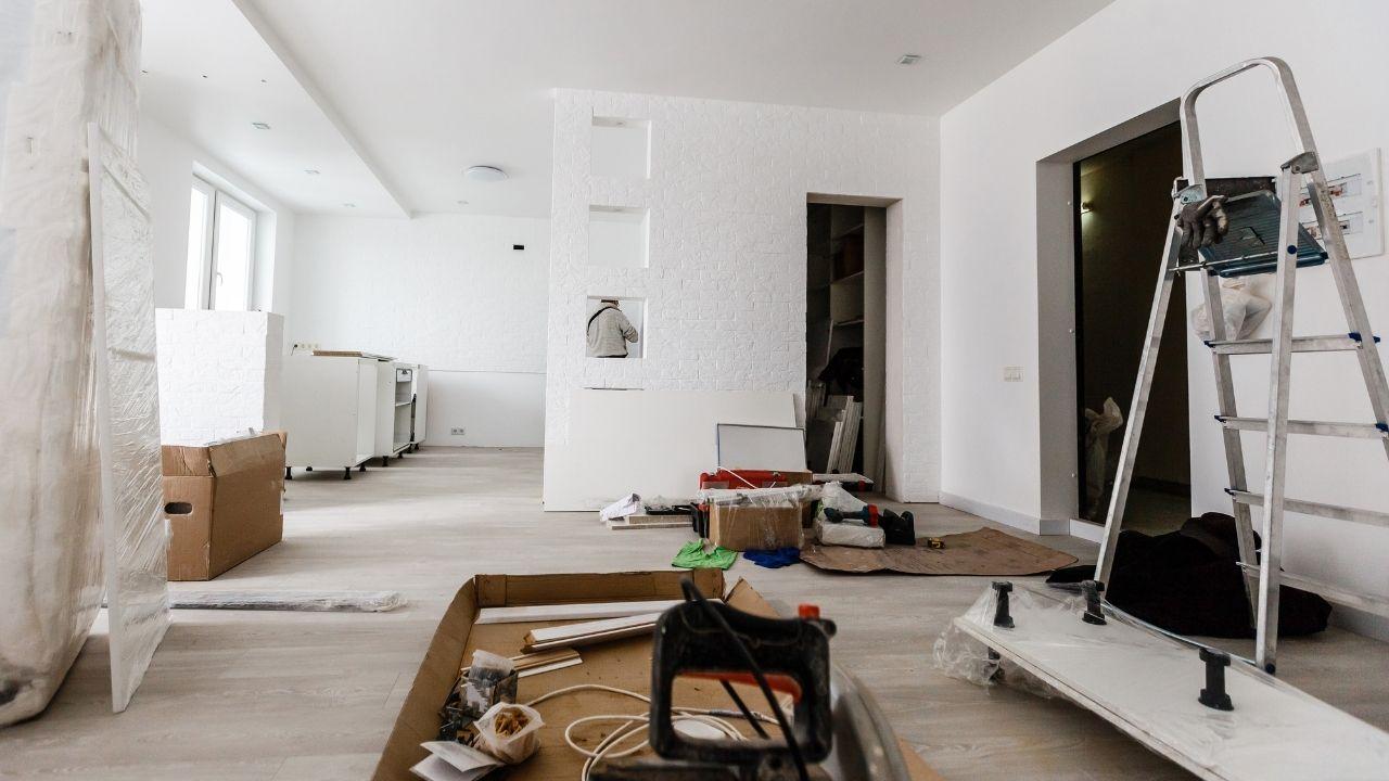 Home renovation Dublin